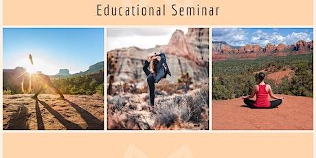 Sedona Yoga Festival Educational Seminar tickets
