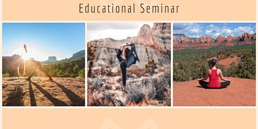 Sedona Yoga Festival Educational Seminar