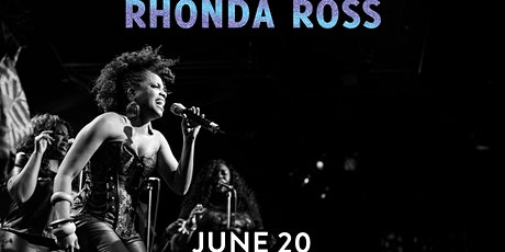 Rhonda Ross tickets