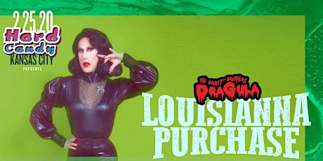 Hard Candy Kansas City with Louisianna Purchase  tickets