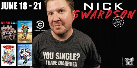 Nick Swardson World Comedy Tour in Naples, Florida tickets