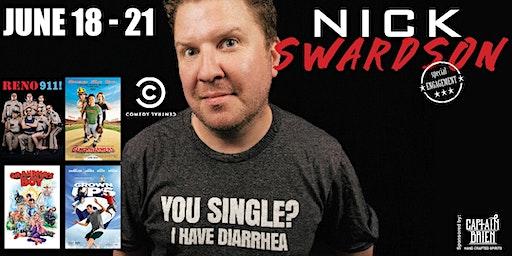 Nick Swardson World Comedy Tour in Naples, Florida