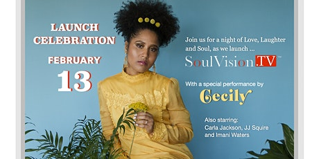 SoulVision.TV Launch Celebration tickets
