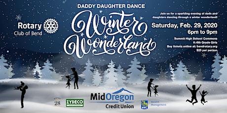 Daddy Daughter Dance - Winter Wonderland! tickets