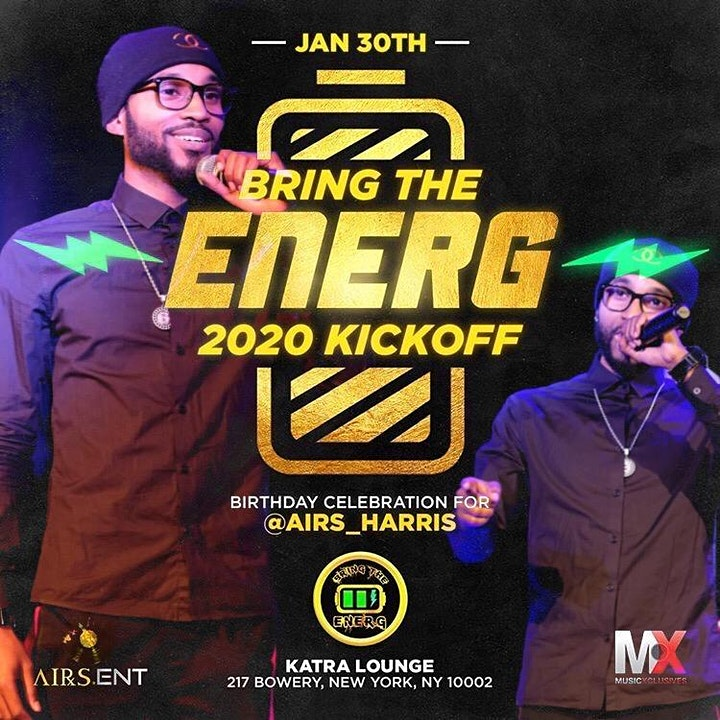 Bring The EnerG 2020 Kickoff image