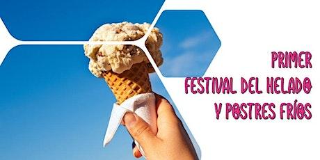 Festival del Helado y Postres Fríos PR entradas