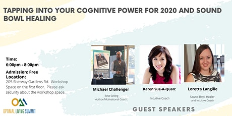 Tapping into Cognitive Power Workshop tickets