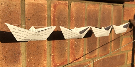 Origami Garlands with Recycled Books Workshop tickets