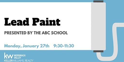 Lead Paint | Massachusetts CE Credit Class