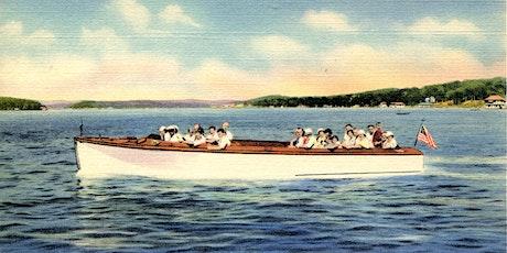 Tapping History: Postcards of Lake Minnetonka tickets