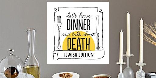 Death Over Dinner-JE Training!