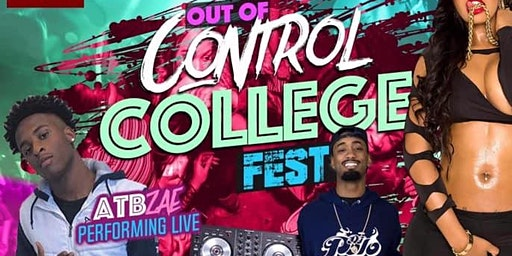 Out Of Control College Fest #DjPolo Official Aquarius Bash