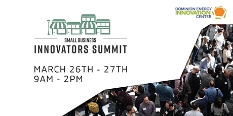 Small Business Innovators Summit tickets