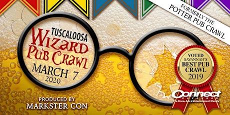 Wizard Pub Crawl (Tuscaloosa, AL) tickets