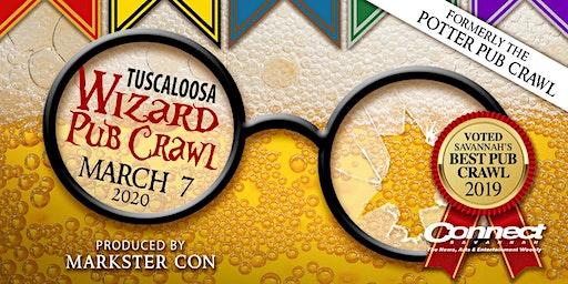 Wizard Pub Crawl (Tuscaloosa, AL)