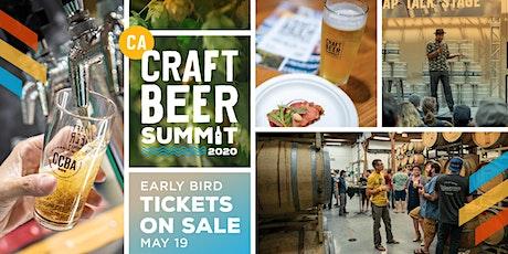 California Craft Beer Summit Expo- September 9-12, 2020 tickets