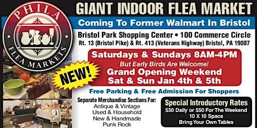 New Bristol Indoor Flea Market