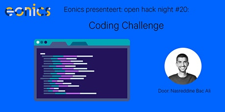 Eonics Hack Night #20 Coding Challenge tickets