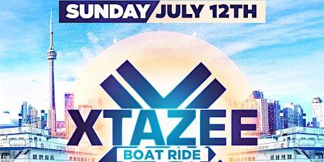 XTAZEE BOAT RIDE tickets