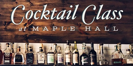 January Cocktail Class