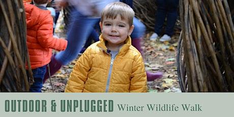 Outdoor & Unplugged: Winter Wildlife Walk tickets