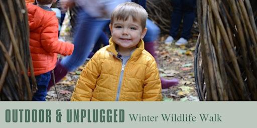 Outdoor & Unplugged: Winter Wildlife Walk