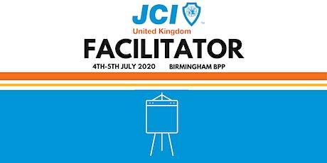 Facilitator Course (training skills) tickets