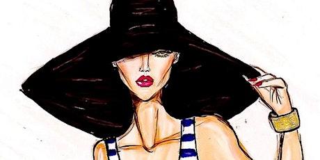 London Fashion Week pop-up in Knightsbridge fashion, jewellery, accessories tickets