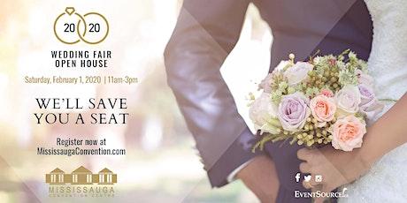 Wedding Fair Open House February 2020 tickets