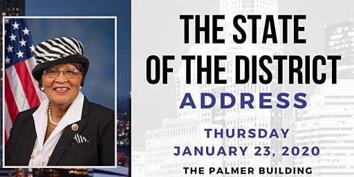 Rep. Adams' State of the District Address