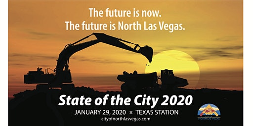 North Las Vegas State of the City 2020