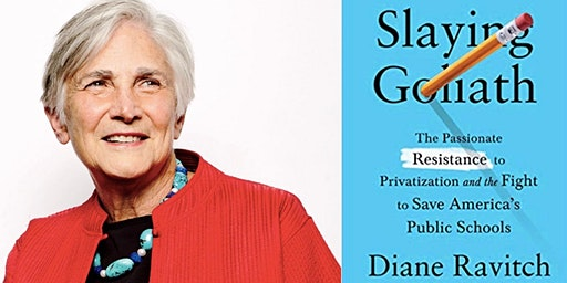 Meet Diane Ravitch!