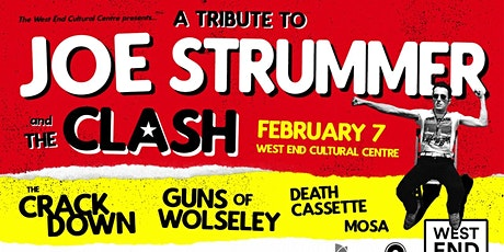 A Tribute to Joe Strummer & The Clash tickets