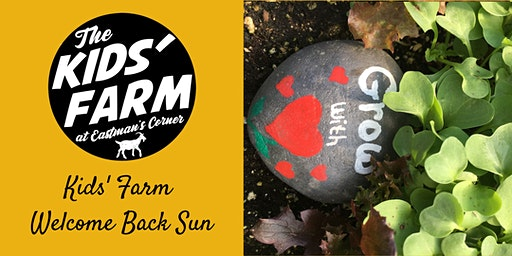 Kids' Farm: Welcome Back Sun