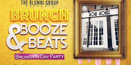 Brunch Booze & Beats - Harlem's Hottest  Bottomless Brunch & Day Party tickets