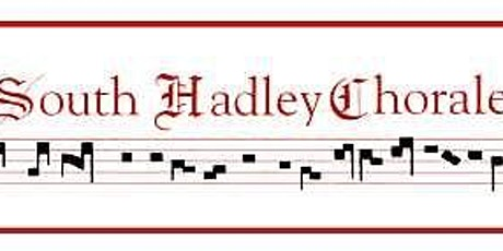 South Hadley Chorale Concert tickets