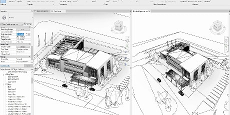 Revit Courses in South Wales