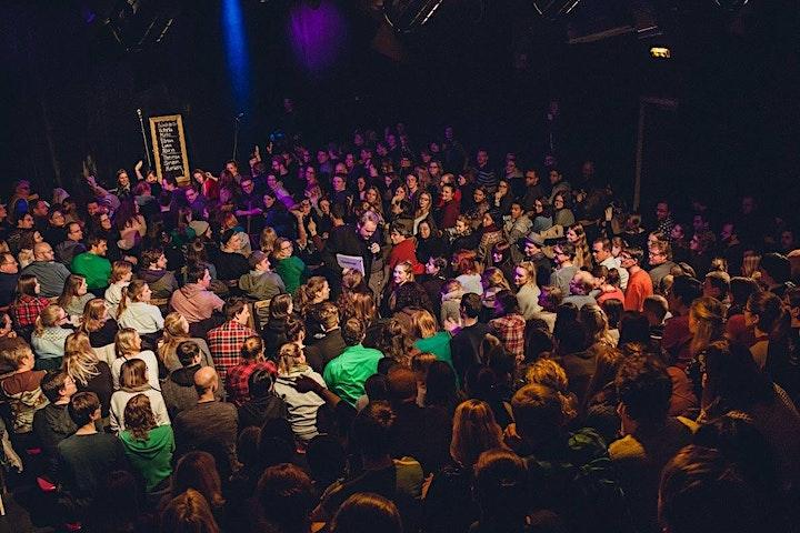 Slammer Filet - Poetry Slam im Güterbahnhof: Bild