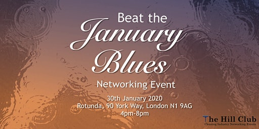 The Hill Club - 'Beat The January Blues' Networking Event