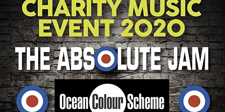 TRMCF - Absolute Jam - Ocean Colour Scheme - Retro Dave tickets