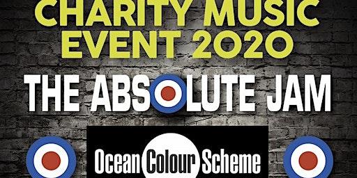 TRMCF - Absolute Jam - Ocean Colour Scheme - Retro Dave