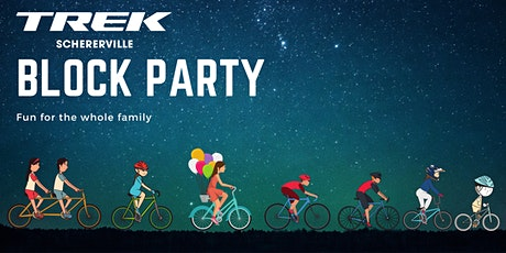 Trek Store Block Party tickets