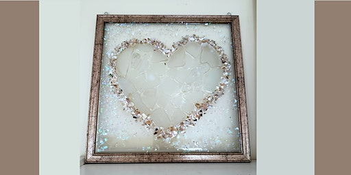 Everlasting Sea Glass Heart Workshop