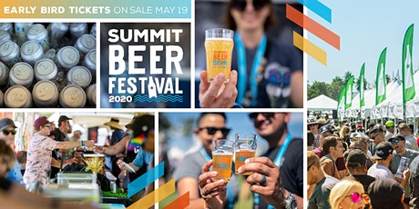 Summit Beer Festival,Long Beach- September 12, 2020 tickets
