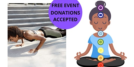 Full Body Workout with Full Chakra Activation tickets
