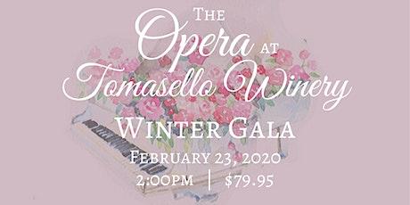 2020 Winter Opera Gala tickets