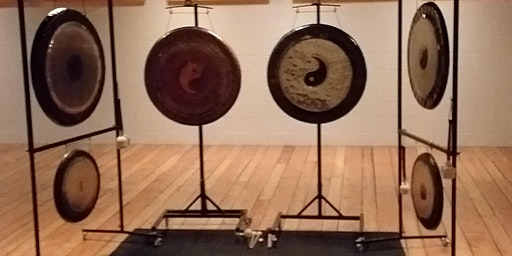 Gongs at Crewe (drop-in session)