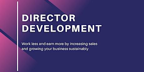 Director Development Program tickets