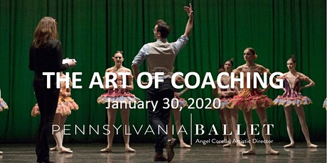 Art of Coaching with Angel Corella tickets