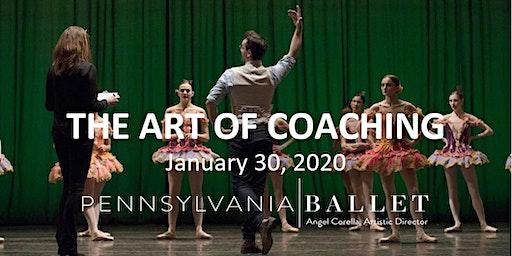 Art of Coaching with Angel Corella